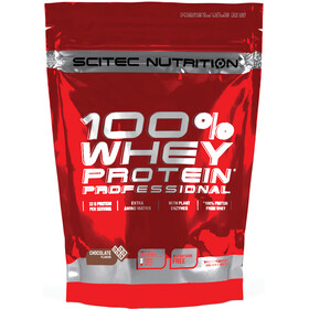 SCITEC 100% Whey Protein Professionell Powder 500g Chocolate